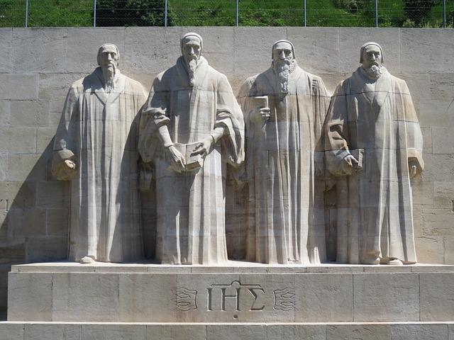 mur de réformation