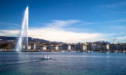 Comment est né le jet d'eau de Genève ?