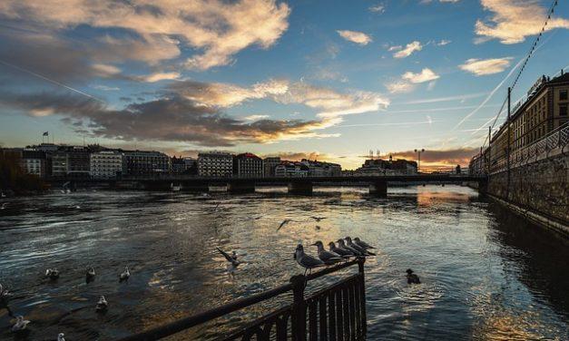 Où se baigner dans le lac à Geneve ?