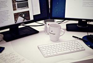 mug personnalisé en entreprise